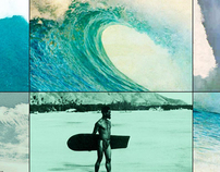Surf Museum: website redesign