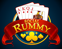 Social Rummy - Redesign and UI