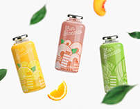 Sanbenedetto|Juice Packaging Concept Design