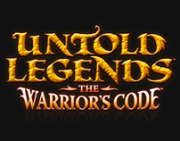 Untold Legends - The Warrior's Code