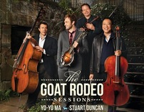 The Goat Rodeo Sessions with YO YO MA LIVE