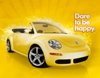 2008 VW New Beetle Brochure