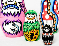 Custom Matroushka