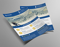 Corporate Business Flyer | Free Download