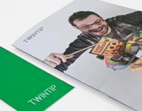 Twintip Corporate identity