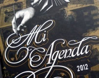 Mi Agenda 2012 - Editorial Primerapersona