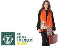 Gordon Highlanders Museum -  Scarf Range.