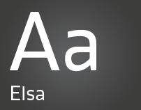 Elsa Typeface