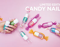 KIKO Milano: Candy Nails