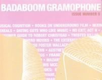 Badaboom Gramophone