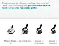 """3M, """"Littmann"""""""