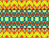 Geometric Patterns - Andes Print Project