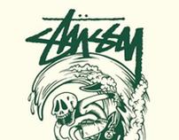 STUSSY - spring 2012