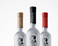 Chopin Vodka Website