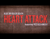 Blue Sky Black Death - HEART ATTACK