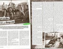 Revista: DEVENIR Colectivo, nota: MAMADOS.