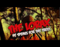 The Lorax: He Speaks for the Trees