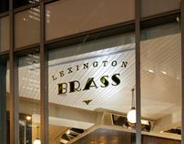 LEXINGTON BRASS - Brand Development