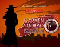 Wii Trailer: Carmen Sandiagio Adventure in Math