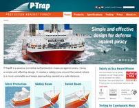 P-Trap website
