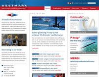 Westmark corporate website