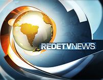 Videografismo RedeTv 2010