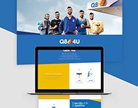 Q8-4U | Branding