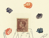 Stamp Drawings