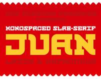 Juan Typeface