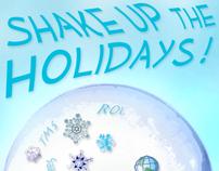 Shake up the holidays!