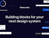 Moleculed - Design Starter Library
