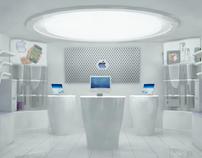 Apple concept store