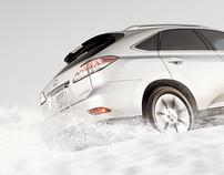 Lexus 2010 RX Videos