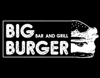 Big Burger Logo Design