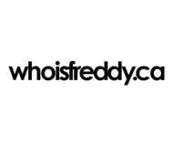 whoisfreddy.ca