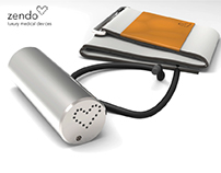 Zendo - Portable Blood Pressure Monitor