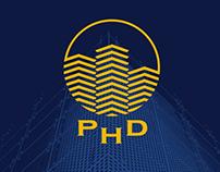 Identidade Visual - PHD Construção e serviços