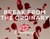 KITKAT: Break from the Ordinary TVC