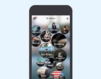 GONG - News App