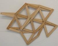 Kinetic Tesselations