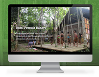 Bumi Pemuda Rahayu - Website