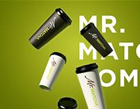抹茶先生品牌形象设计