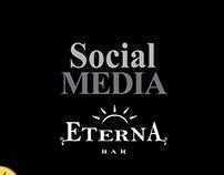 SOCIAL MEDIA - ETERNA BAR