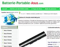 Batterie ASUS n82jq-b1