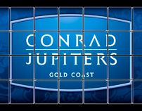 Conrad Jupiters Casino - Suit Trail animation
