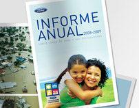 Informe Anual, Ford y Distribuidores
