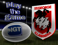IGT - St.George - Play the Game Advertisement