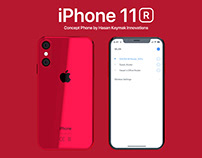 APPLE iPhone 11R Concept Phone