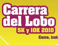 Carrera del Lobo 5k y 10k 2010
