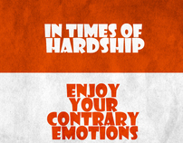 In times of Hardship